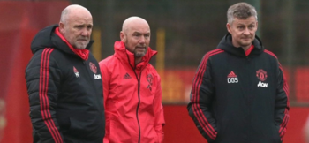 Solskjaer's right-hand man moves from first team to Academy