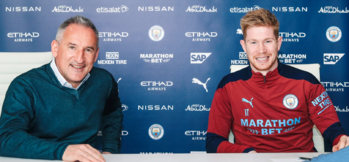 How Analytics FC helped De Bruyne negotiate new Man City deal