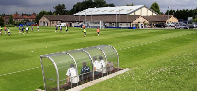 Leicester have trained at Belvoir Drive since 1963