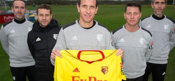 Javi Gracia appoints four Spanish assistants at Watford