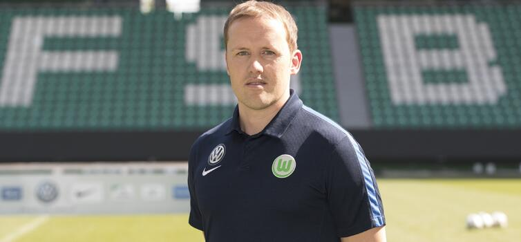 Rebbe previously worked for Wolfsburg