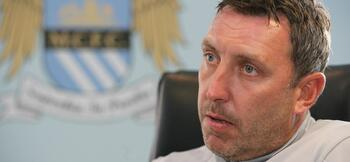 Wilcox lays out plans after landing Man City Academy job
