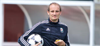 Adams succeeds Roberts as Wales Technical Director