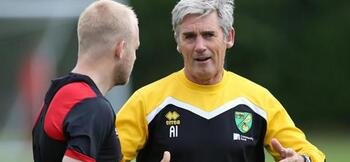 Alan Irvine - Norwich uncertainty 'astonishing'