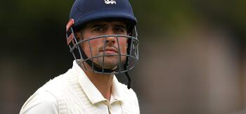 Alastair Cook's guide to mental toughness