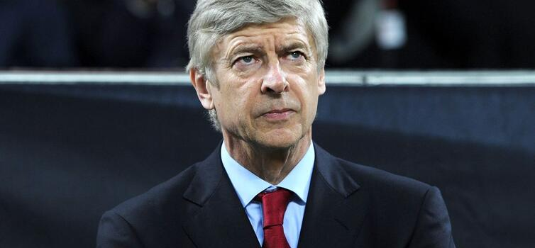Wenger says it can be 'lonely' being a manager who gives young players a chance