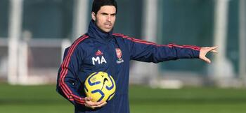Arsenal close training ground after Arteta contracts coronavirus