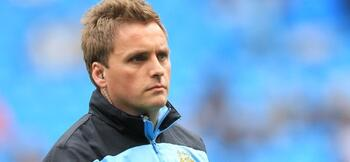 Baldwin promoted to Head Physio by Manchester City