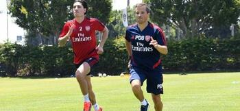 Physio Barreira leaves Arsenal after two seasons