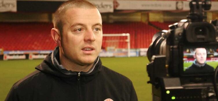 Travis Binnion worked at Sheffield United's Academy for a decade