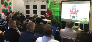 Sell-out audience attends TGG's Cohesive Coaching conference