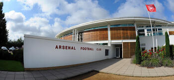 Arsenal and Tottenham re-open training grounds