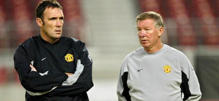 Tony Coton worked with Sir Alex Ferguson for a decade