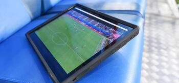Fifa confirms use of tablets on bench at World Cup