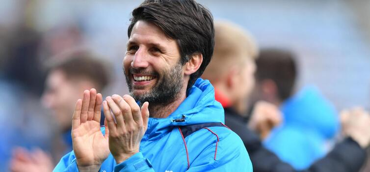 Danny Cowley used to be Head of PE at a school in Essex
