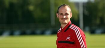 Adams leaves Swansea head of academy coaching role