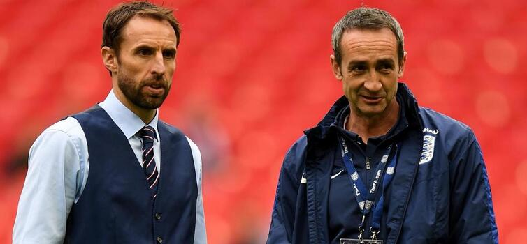 "Reddin says ""you can't fail to be impressed"" by Gareth Southgate"