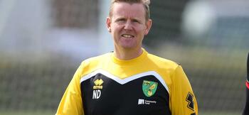 Head of Sports Science Davies leaves Norwich City