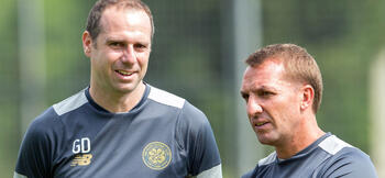 Trio join Rodgers at Leicester
