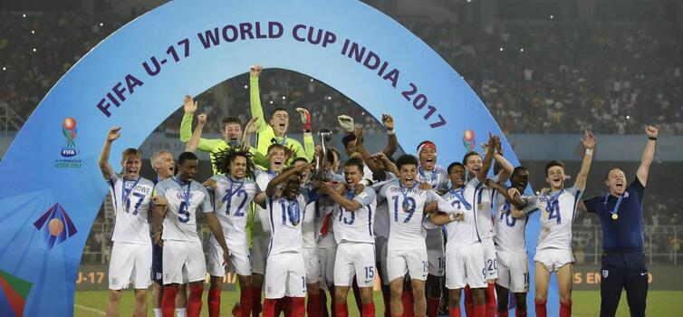 b98883971 England U17s  The science behind their World Cup win