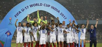 England U17s: The science behind their World Cup win