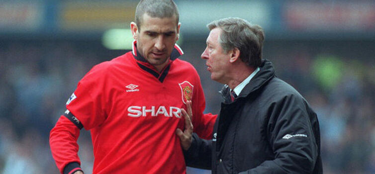 'Ferguson succeeded where others failed - by accepting Cantona was a rare talent and had to be handled as such'
