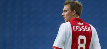 Eriksen: Bergkamp taught me how to be a playmaker