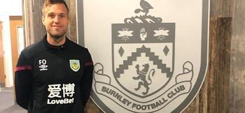 Burnley hire goalkeeper coach from Hoffenheim