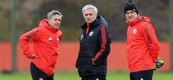 Five follow Mourinho through exit door at Man Utd