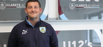 Higgins returns to Burnley to become Assistant Head of Coaching