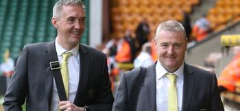 Kiely leaves Norwich as Dortmund II arrive en masse