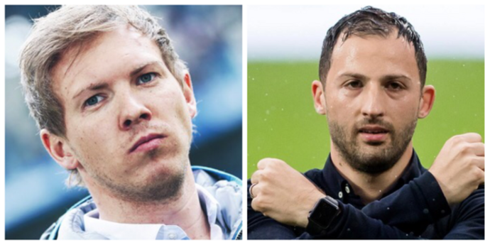 Nagelsmann and Tedesco: Torchbearers for Germany's thirty-something managers