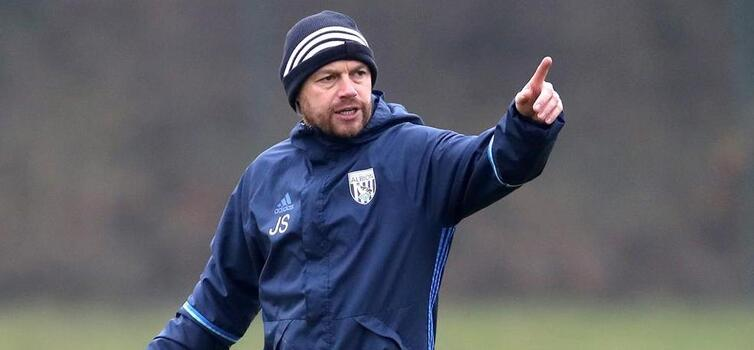 Shan joined West Brom in 2006 as Under-7s coach