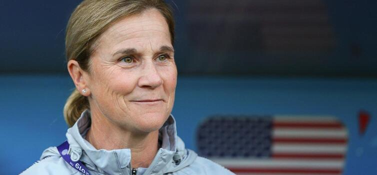 Ellis stepped down as USA coach after winning a second World Cup
