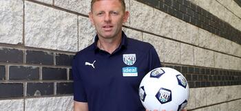 Jones leaves Belgium to become West Brom assistant
