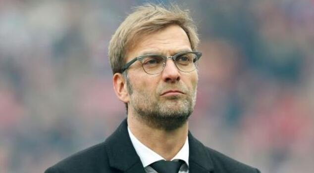 Klopp says when he started out in management he was a one-man band
