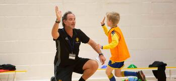 Kris Van Der Haegen: Five reasons why children stay in sport