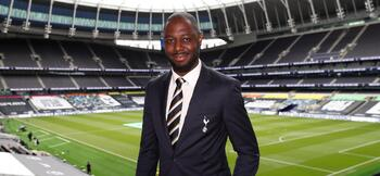 King appointed assistant at Tottenham and Formosinho leaves