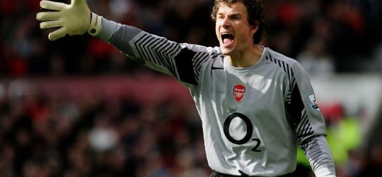 Lehmann was part of the 'Invincibles' side of 2003/4
