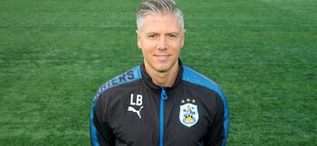 Bromby appointed Academy Manager by Huddersfield
