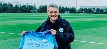 Lillo appointed assistant manager by Manchester City