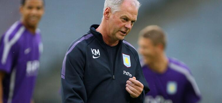 MacDonald had worked for Villa for a total of 25 years