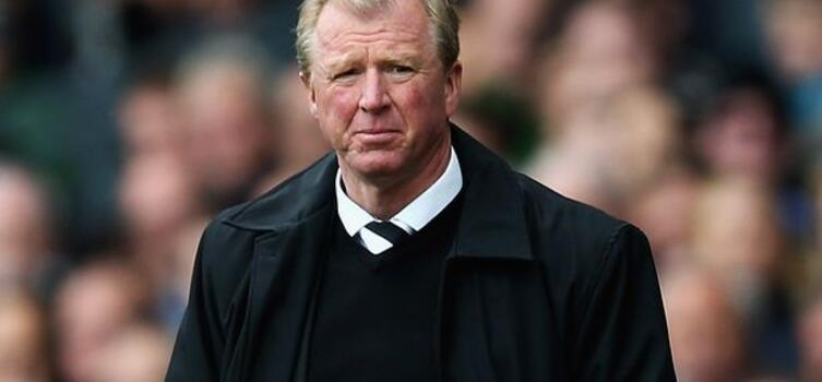 Steve McClaren has attended several Huddersfield games in recent weeks
