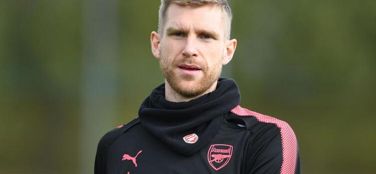 Mertesacker has just taken over as Arsenal Academy Manager
