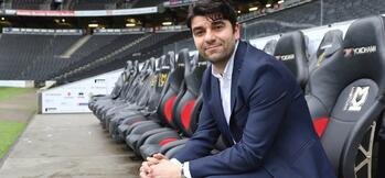 Micciche appointed MK Dons manager