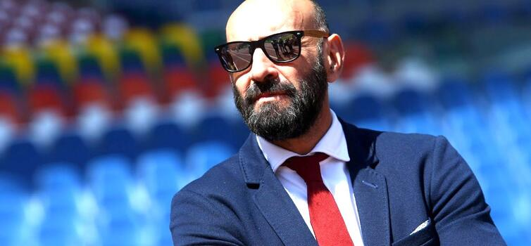 Other than two years with Roma, Monchi has been with Sevilla since 2000