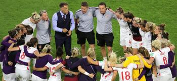 England Lionesses: The team behind the team