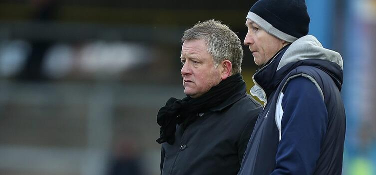 Chris Wilder and his assistant Alan Knill are set-piece alchemists