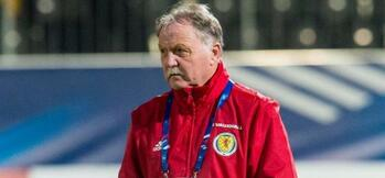 Donald Park named Scotland Under-19 coach