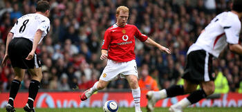 Paul Scholes and why size should not matter